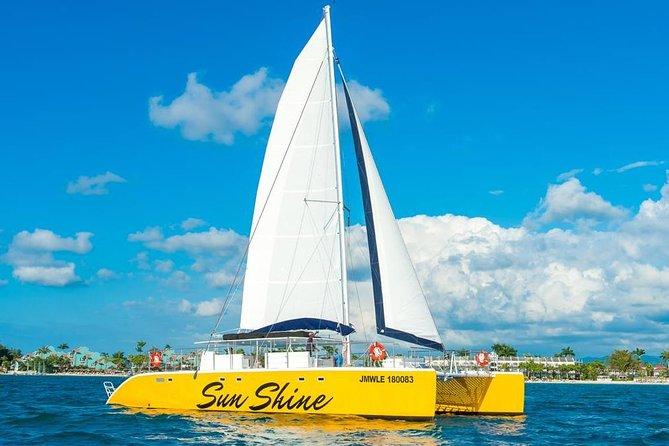 Negril & Ricks Cafe Sunset Catamaran Cruise