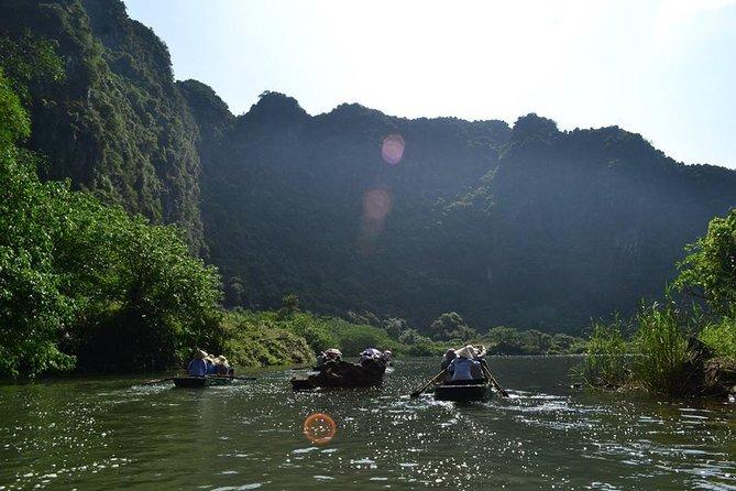 Hoa Lu - Tam Coc 1 Day Trip