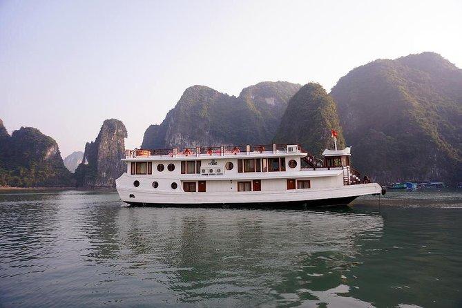 Halong Oriental Cruises 1 night on Bai Tu Long Bay ( Less Touristic )