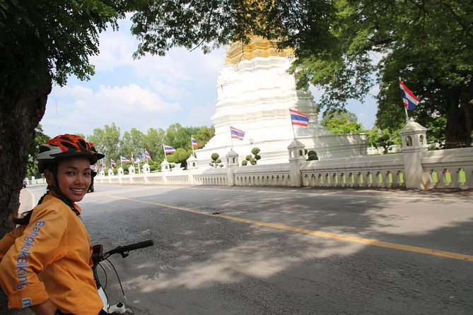 Half-Day Ayutthaya City Cultural Bike Tour