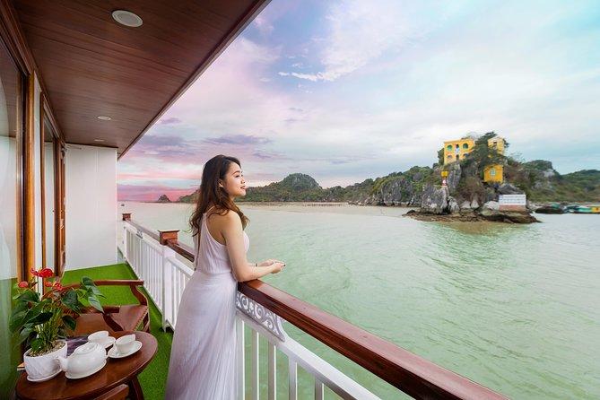 Halong Calypso Cruises 1 night on Lan Ha Bay ( Less Touristic )
