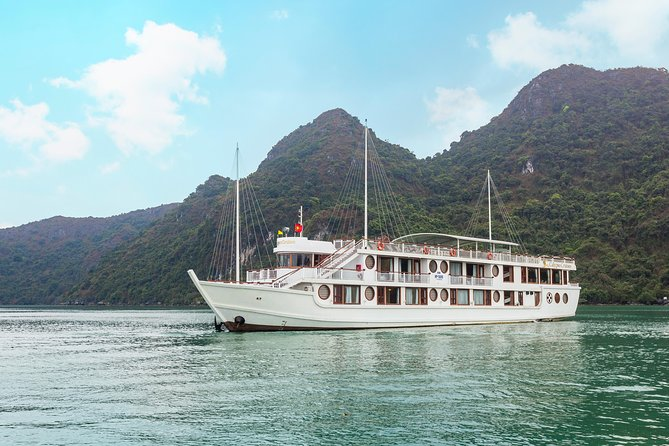 Halong Calypso Cruises 2 nights on Lan Ha Bay ( Less Touristic )