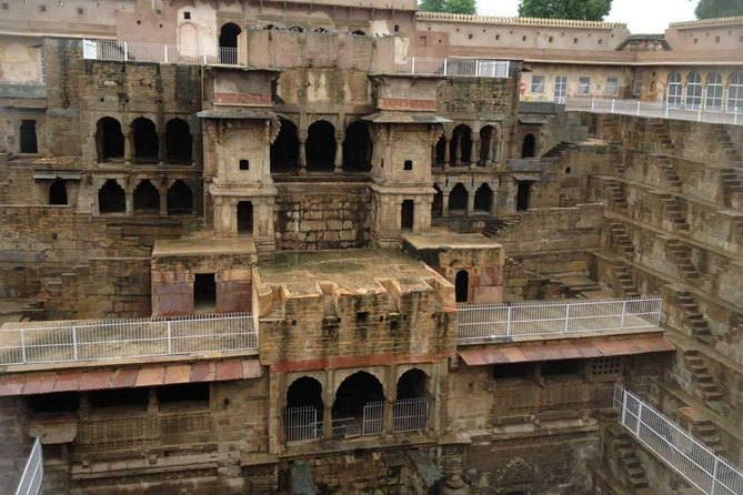 5 Night 6 Days Private Golden Triangle Tour