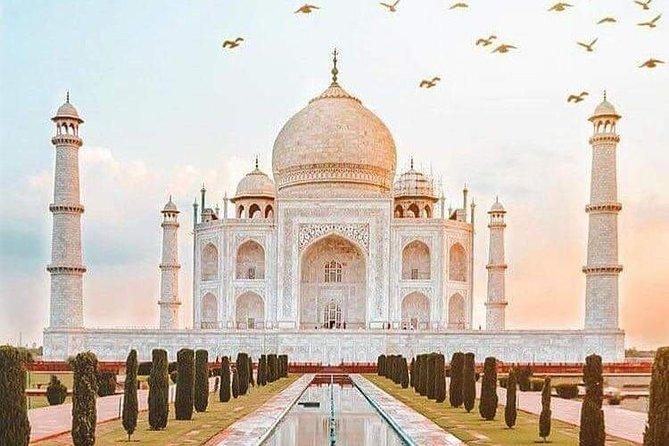 Delhi, Agra, & Jaipur 3-Day Golden Triangle Tour
