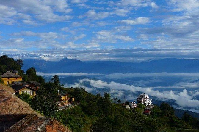 Kathmandu City Tour and Hiking at Nagarkot One Night and Two Days