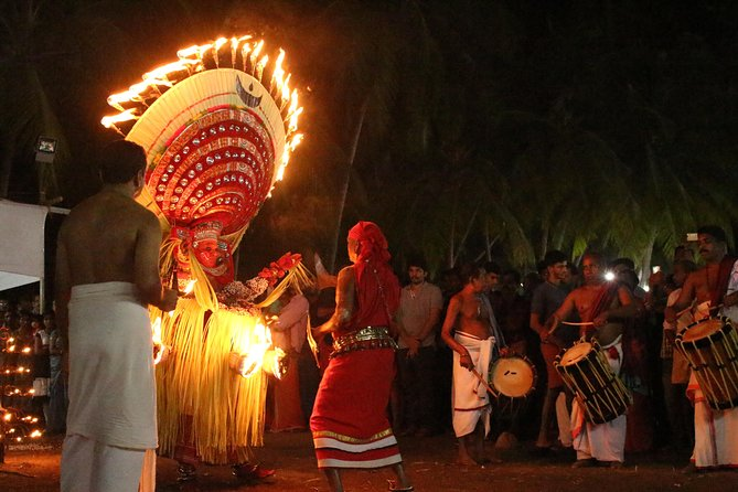 Theyyam - Dances of Gods-Guided private Tour.