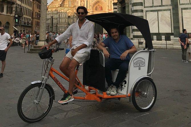 Florence by rickshaw