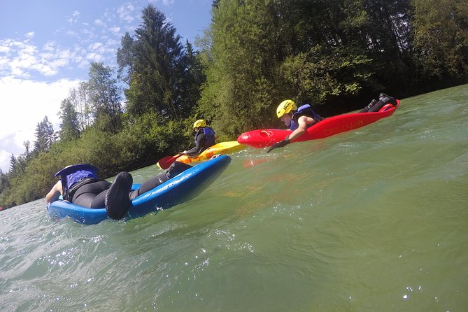 Bellyak on the Sava River in Slovenia photo 6