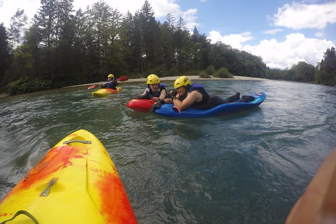 Bellyak on the Sava River in Slovenia photo 7