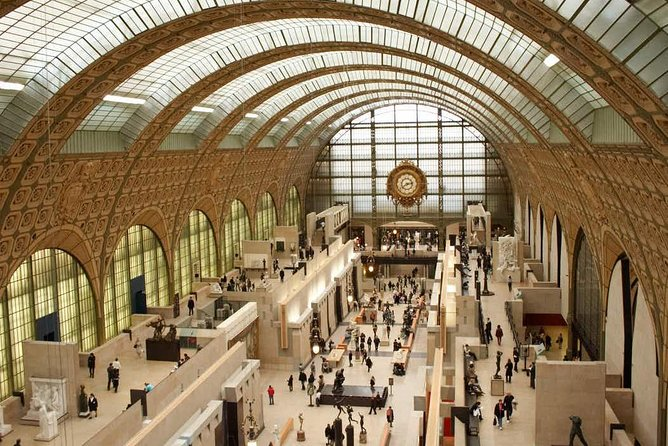 Skip the Line: Musée d'Orsay Reserved Access Paris Tickets 2020