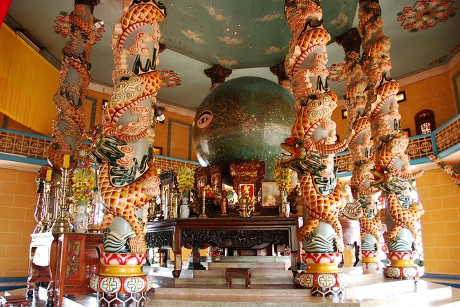 Combined Cu Chi Tunnels & Cao Dai Temple