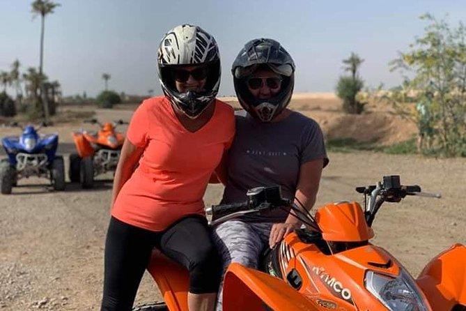 2 Hours Quad Biking in palm grove of Marrakech