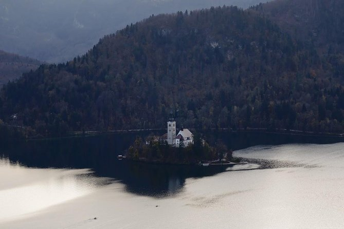 Ljubljana and Bled all inclusive private day trip from Zagreb