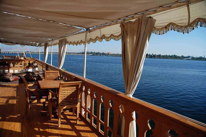 Book legacy Nile Cruise 5 days 4 nights from Luxor to Aswan included sightseen