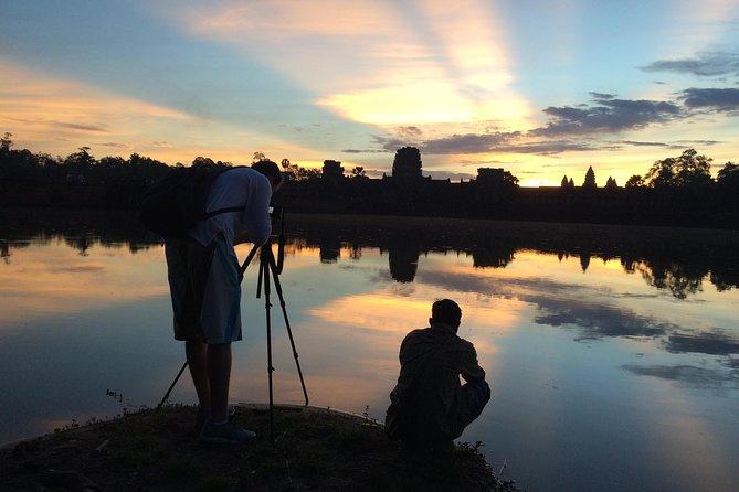 Private Tours Angkor Wat Sunrise - Banteay Srei - English Speaking Driver