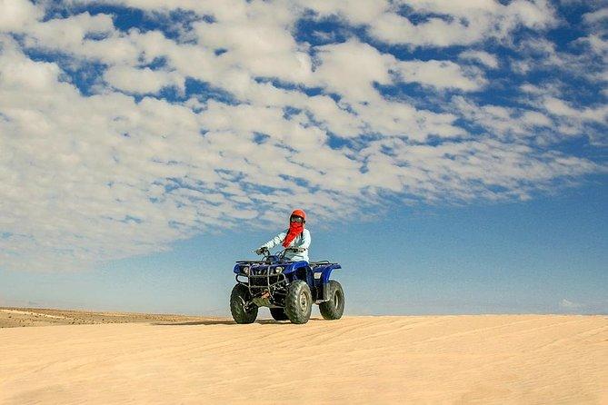 Desert adventure - Mega Safari in Hurghada