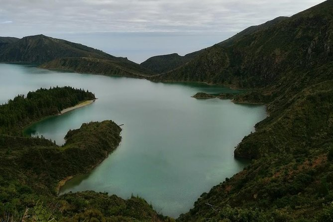 Combo Tour - Sete Cidades and Fire Lake - Full day