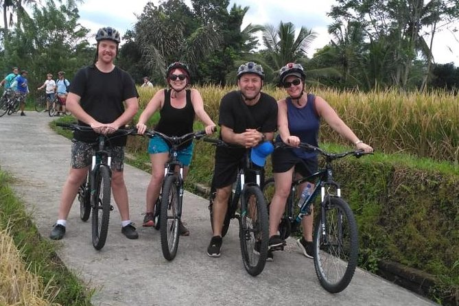 Bali Full Day Cycling Tour