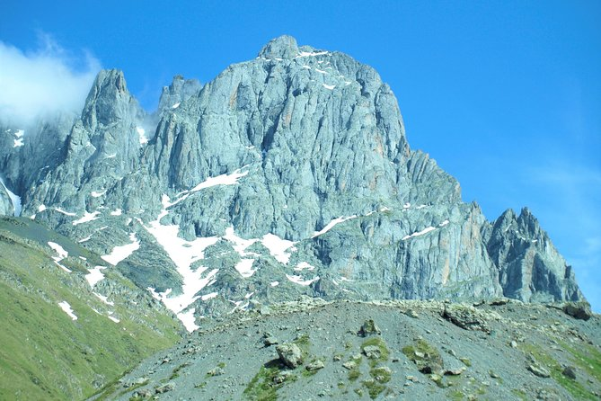 Chaukhi mountain & Abudelauri lakes photo 2