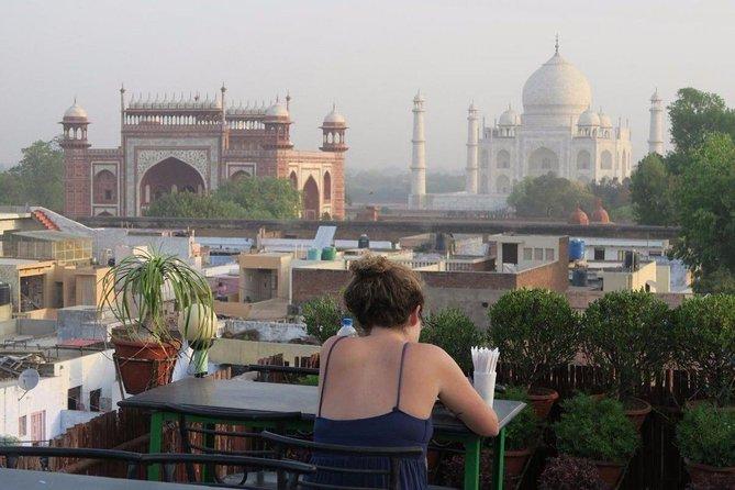 Traveler's choice: Taj mahal, Agra fort, Fatehpur sikri and jaipur