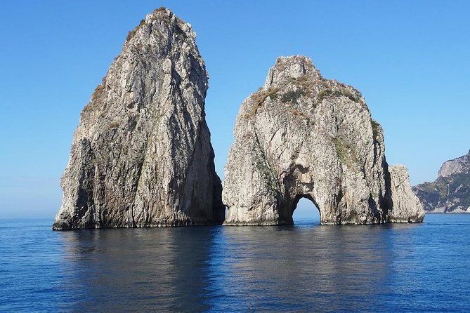 Capri, Blue Grotto and Positano in a Day Tour from Sorrento
