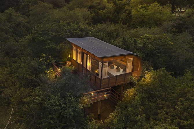 Private Leopard Nest Luxury Glamping Experience at Yala