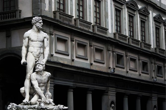 Florence: Skip the Line Uffizi and Academy Galleries Guided Tour