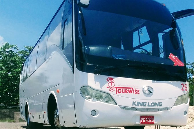Arrival Transfer from Sangster's International to Negril