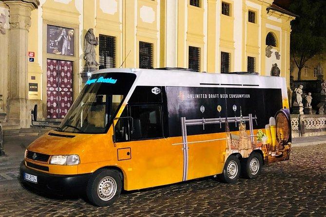 Beer Bus Airport Transfer