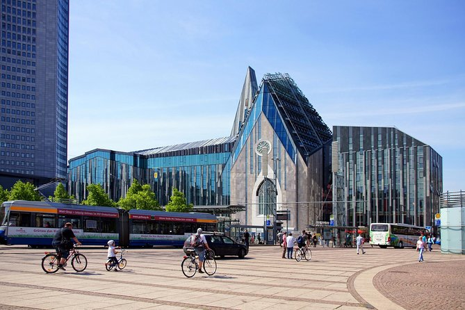Leipzig Walking tour with a professional guide