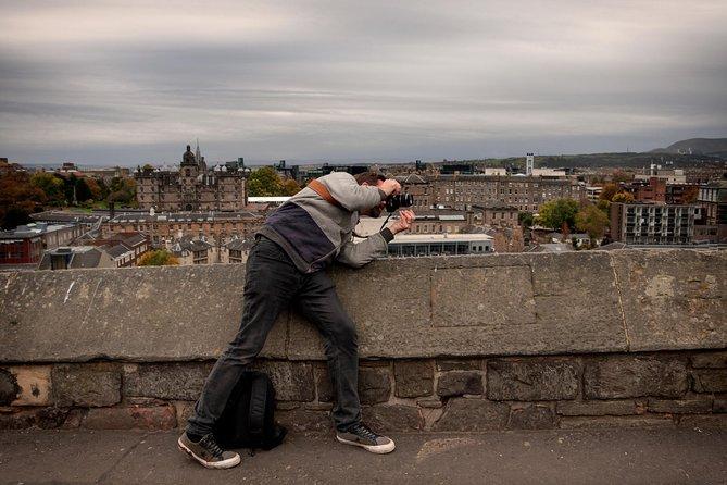 Edinburgh Highlights Photography Tour