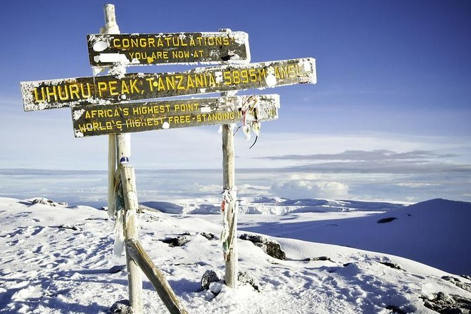 Mt.kilimanjaro-machame Route