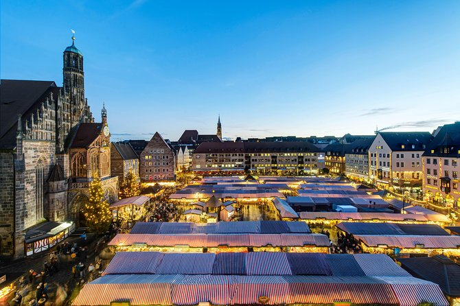 Nuremberg Christmas Market, Culinary and Tradition