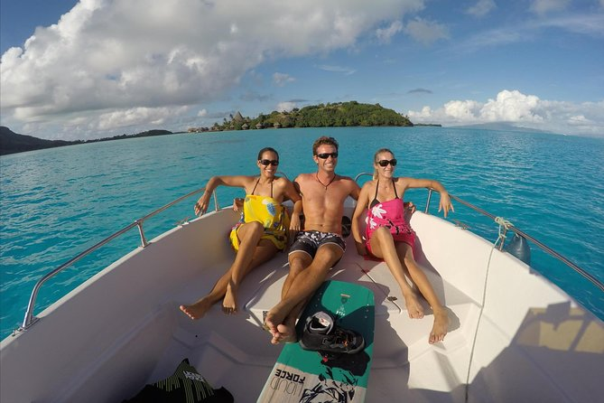 Bora Bora Water Sports: Wakeboarding, Waterskiing or Tubing