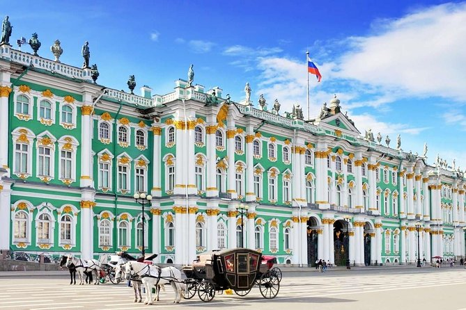 1-Day St Petersburg PRIVATE ALL INCLUSIVE Tour 4 Museums photo 4