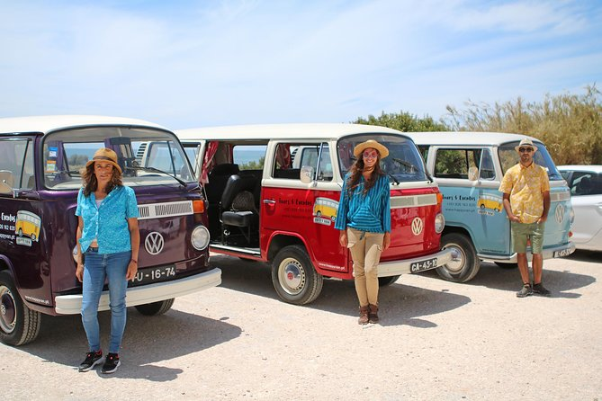 Albufeira and Vilamoura: Algarve Nature Tour in a Volkswagen T2 Van