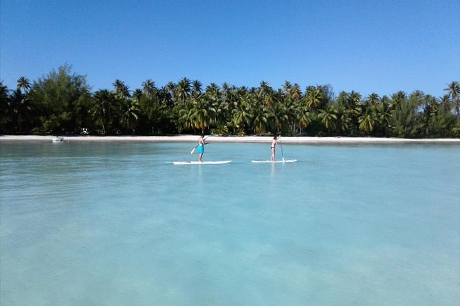 Bora Bora Stand Up paddle