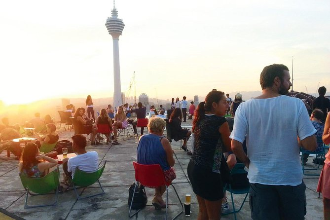 Private Tour : Kuala Lumpur Sunset from Helipad with Dinner & Foot Massage