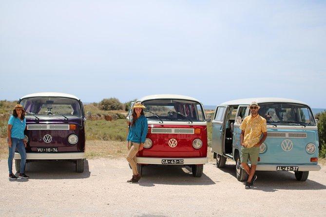 Portimão and Carvoeiro: Algarve Nature Tour in a Volkswagen T2 Van
