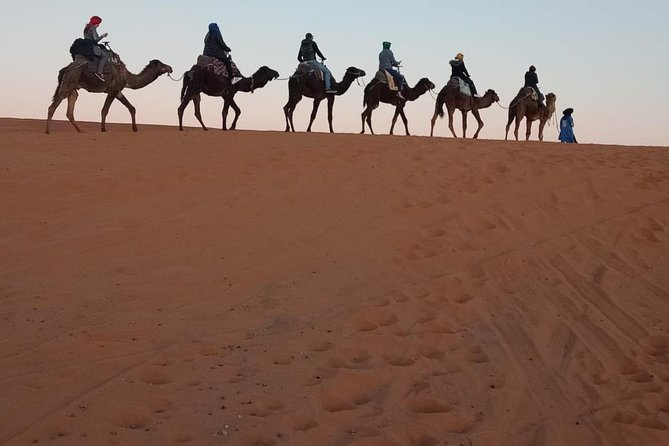 From Marrakech: 3 days safari to Merzouga