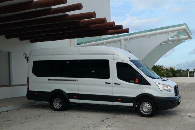 Private transfer round trip (Playa del Carmen)