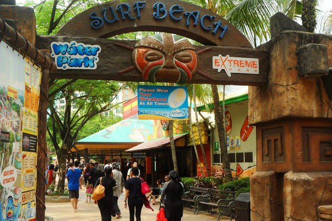Sunway Lagoon Theme Park 2-Way Transfer