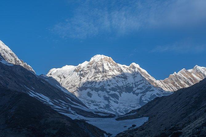 Annapurna base camp 9 Days Trek