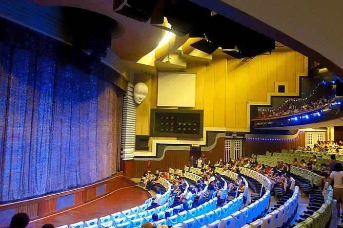Alcazar Show Pattaya - Standard Seat
