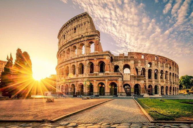 Guided Tour: Colosseum, Roman Forum & Palatine Hill