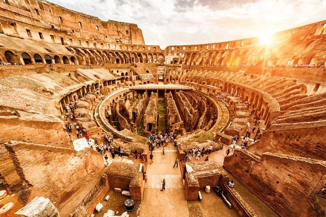 Vip Private Colosseum and Ancient Rome Tour