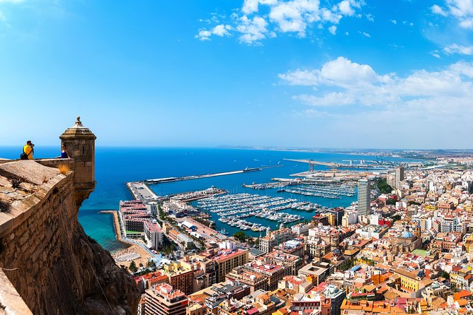 Alicante guided tour with shuttle from Torrevieja, Orihuela Costa & Guardamar