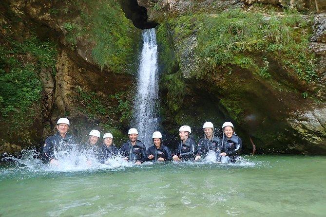 Rafting and Canyoning