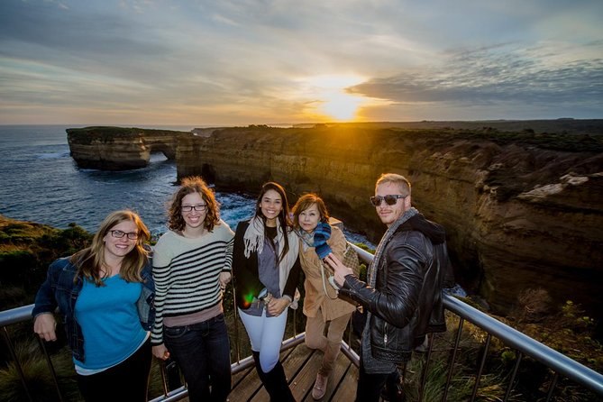 Small-Group Sunset Great Ocean Road Chocolaterie Tour from Melbourne