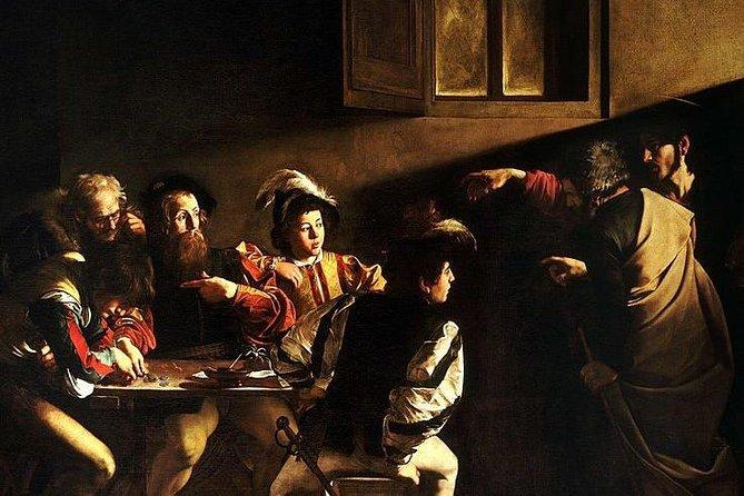 Caravaggio, masterpieces and secrets - Private Tour
